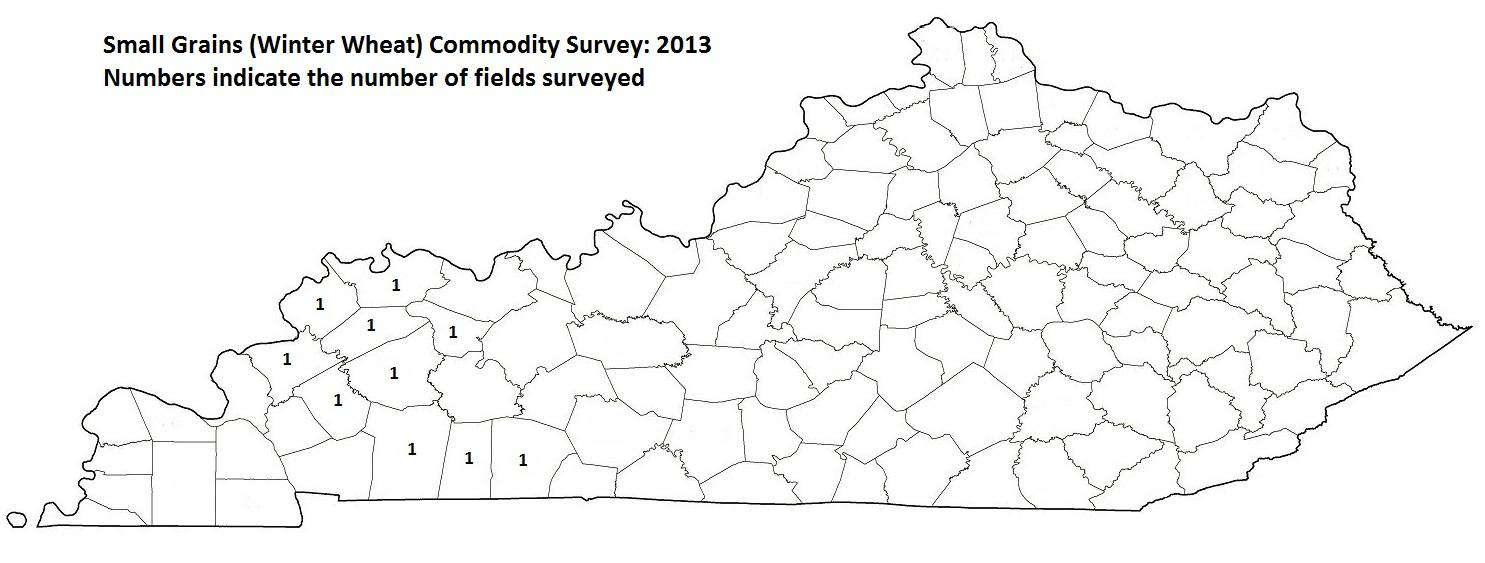 Small Grains Winter Wheat Commodity Survey 2013