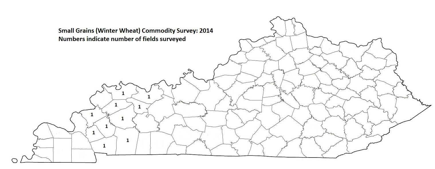 Small Grains Winter Wheat Commodity Survey 2014